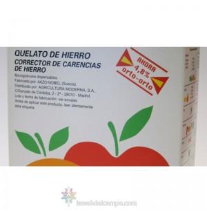 QUELATO DE HIERRO FERRISHELL PLUS 4.8