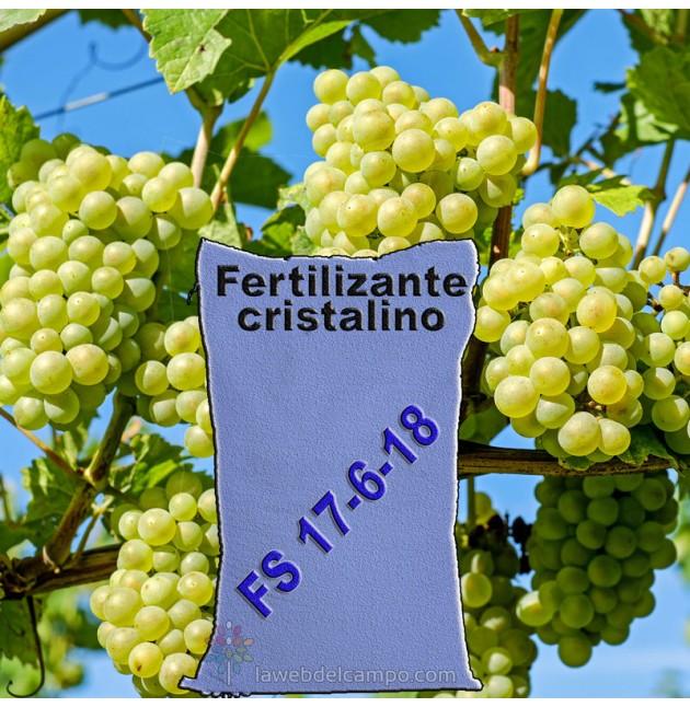 ABONO CRISTALINO FS 17-6-18
