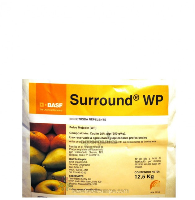 INSECTICIDA SURROUND WP